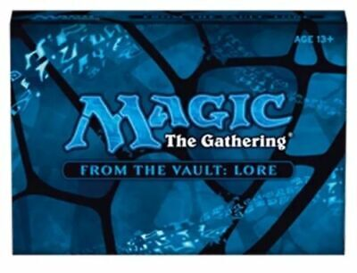 MTG Magic the Gathering From the Vault LORE New Sealed! OOP!