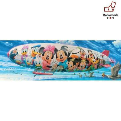 New Tenyo Disney 950 Piece Jigsaw Puzzle F/S from Japan