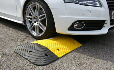 Speed Bump Traffic Calming Kits 75mm High (5mph) - Fixings Included - Profess...