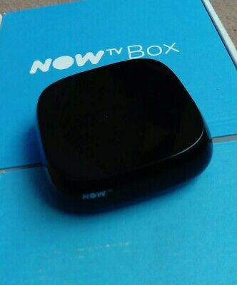 Replacement Now TV Box + 1 Month Movies Cinema & 1 month entertainment passes
