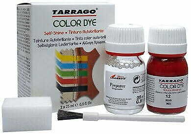 Tarrago Color Dye Lederfarbe 25ml+25ml