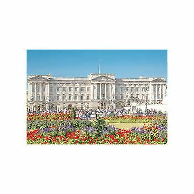 Adult 1000 Piece Large Floor Jigsaw Puzzle Game - Buckingham Palace Design