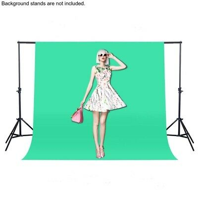 Green Screen Photo Studio Background Photography Video Stand Kit Backdrop Set