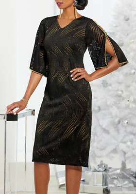 Ashro Dinner Holiday Party Church Cruise Black Tie Event Gold Meridith Dress