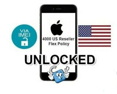 AT&T USA - All iPhone Models US Reseller Flex Policy Unlock✨Higher Ratio✨