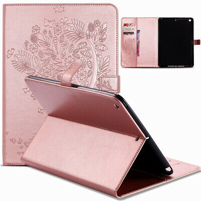 For Apple iPad 7th Generation 10.2'' 2019 Shockproof Leather Protective Case