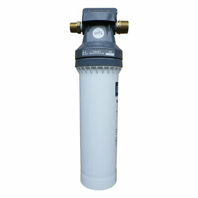 Ice Maker Filter System With Wall Bracket And Fittings Scots Ice|