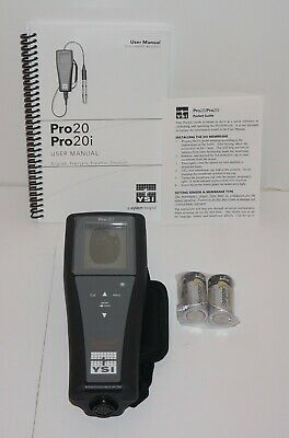 Ysi Pro 20 Pro20 Lab Field Dissolved Oxygen Temperature Meter 0 To 50 Mg/L New