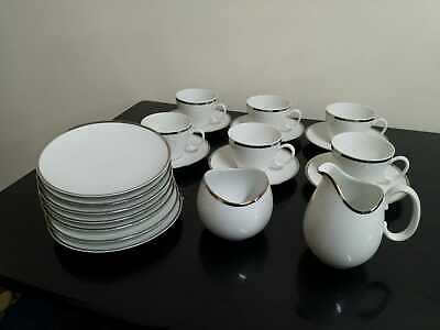 Thomas Germany China – Side Plates, Milk Jug, Sugar Bowl & Teacup & Saucer Set