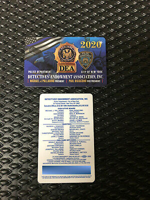 Pba 2020 Dea Authentic  *** Signed*** Card ,Name, Phone #