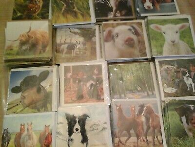 45 Countryside Collection, Wholesale Joblot Greeting Cards