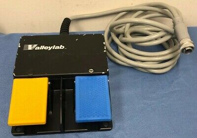 ValleyLab Covidien E6008B Electrosurgical Footswitch Foot Pedal ESU FORCE 2