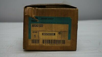 Crouse Hinds Ar342S22-M72 Arkite Receptacle 600Vac 250Vdc 30A 3W 4P