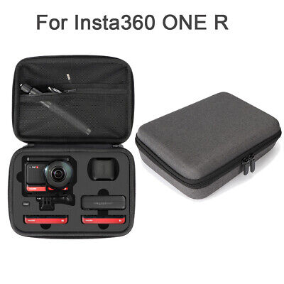 Scratch-proof Shockproof Protective Carry Storage Bag For Insta360 ONE R Camera