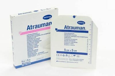 Hartman Atrauman Dressings, 5x5cm, Box of 50