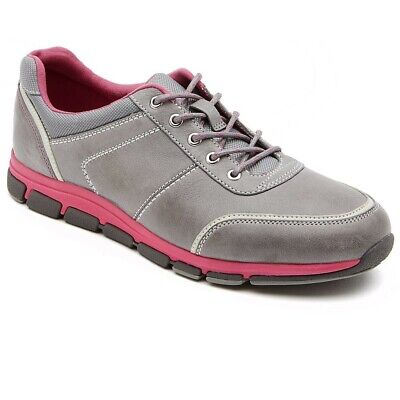 ROCKPORT Women's NEW Lite Mudguard Casual LEATHER Shoes US 5 / EUR 35 RRP $179