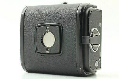 【Exc+++++】 Hasselblad A12 Type II Black 6x6 Film Back Holder From Japan #652