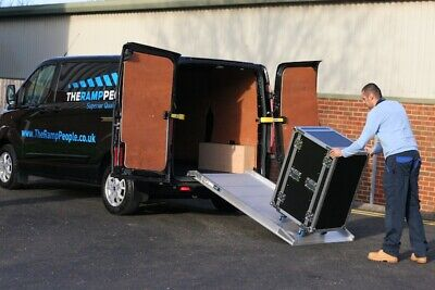 Viper - Economy Heavy Duty Van Ramp (1800mm x 750mm (700mm Usable) x 900kg)
