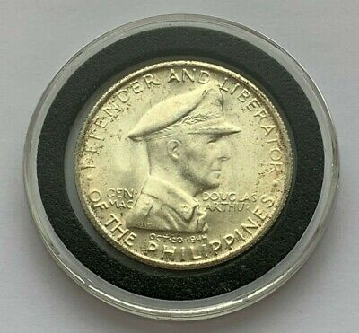1947-S Philippines One Peso Silver Coin Defender And Liberator