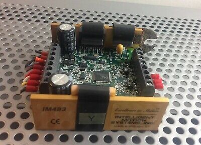 Intelligent Solutions Systems - Im483 Motion Control Board