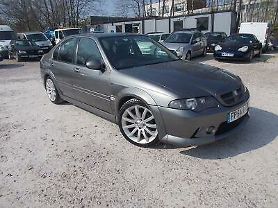 2004 MG ZS 1.8 120 4dr