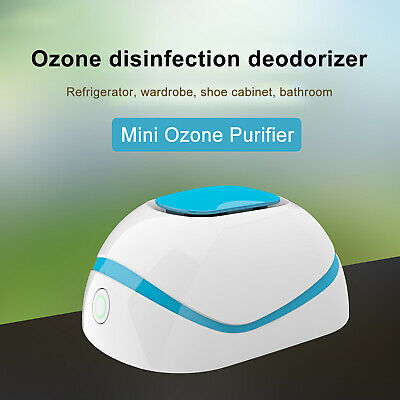 NEW Air Purifier Cleaner Freshener Ozone Cleaner Disinfection Sterilization USB