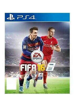 Fifa 16 Ps4 UK Edition 🇬🇧 Brand New And Sealed! Free And Fast Post! 📦