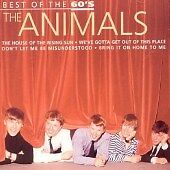 The Animals - Best of the 60's (2000)