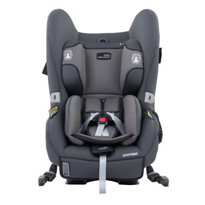 NEW Britax Safe-N-Sound Graphene Convertible Car Seat - Pebble Grey