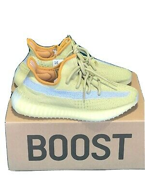 100% AUTHENTIC * Brand New Adidas Yeezy Boost 350 V2 Marsh Size 6 Mens