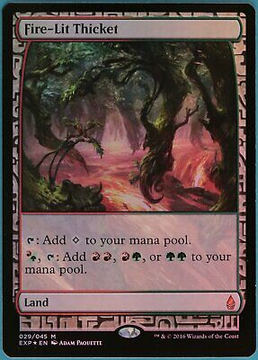 Land Expedition Mtg Magic Mythic Rare 1x x1 1 FOIL Sunken Hollow
