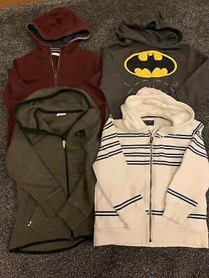 Boys Clothes Jackets Zip Tops Hoodie Bundle Age 6 Inc Next