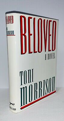 Beloved/Morrison First Edition! Signed! Beautiful Collector's Copy!