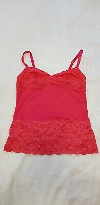 Intimo Ladies Size 10 Camisole Pink - Never worn