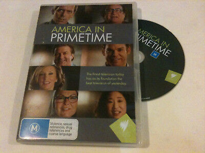 'AMERICA IN PRIMETIME' 2012 Region All DVD - The Best Television Of Yesterday
