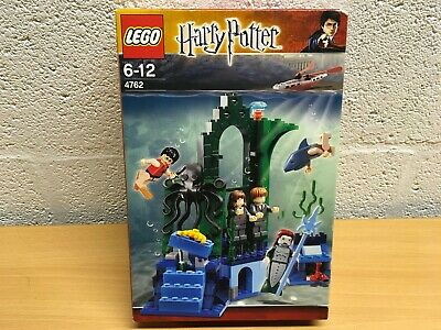 Harry Potter Lego 4762 Rescue From The Merpeople New Sealed Rare Bnib