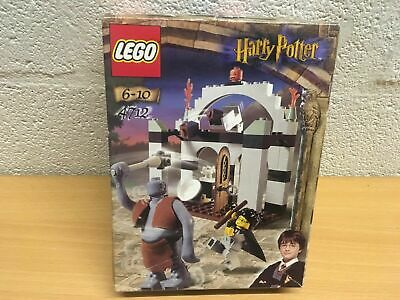 Harry Potter Lego 4712 New Sealed Troll On The Loose