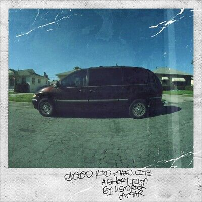 Image result for good kid maad city album cover
