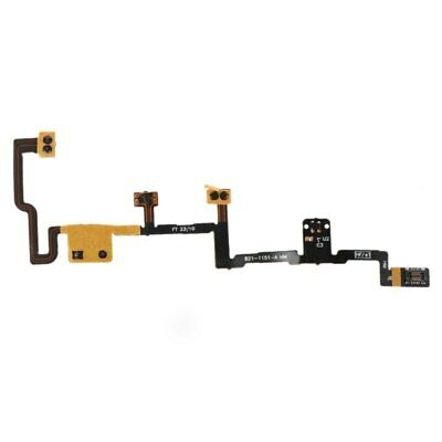 iPad 2 A1395 A1396 Ribbon Flex Cable Mute Switch Volume Power Button ON OFF