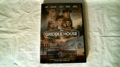 THE GRIDDLE HOUSE DVD Luke Perry, Charisma Carpenter WIDE BRAND NEW  SEALED