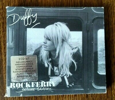 Duffy-Rockferry (2008) Deluxe Edition 2 CD's - Pre-owned used in Good Condition