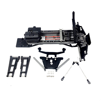 Traxxas Stampede XL-5 Chassis Kit - steering - turnbuckle - Suspension arms 3622