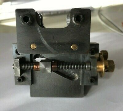 Clock repair tool. Lathe jig, milling, home workshop