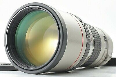 [[ MINT ]] Canon EF 300mm f/4 L USM Telephoto Prime SLR Lens from JAPAN (2343)