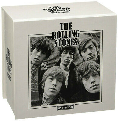New The Rolling Stones In Mono CD Box Set Music Japan F/S