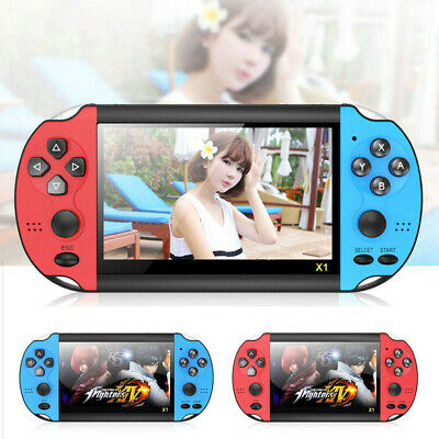 8GB Handheld PSP Game Console Player Built-in 10000Games 4.3'' Consoles-UK New