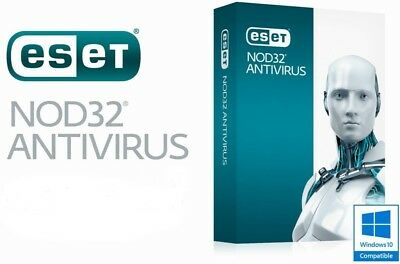 ANTIVIRUS ESET NOD32  Ver. 13 -- 1  PC --  MARZO 2021