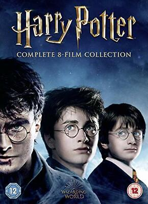 DVD - Harry Potter  The Co - ID11z - New