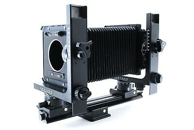 """""""EXC +5"""" Horseman L45 4×5 Large Format Film Camera Body from Japan 3811"""