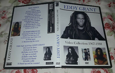 Eddy Grant (+ The Equals) - Video Collection DVD Special Fan Edition